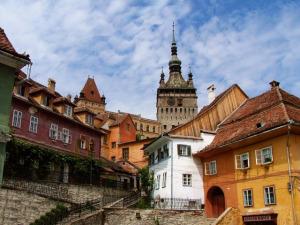 Oras medieval Romania